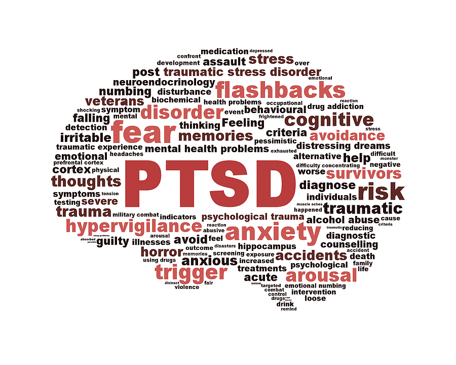 Effects of PTSD on the brain