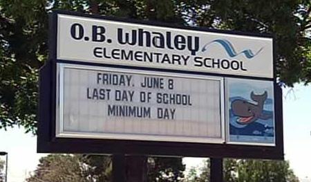 O.B. Whaley School