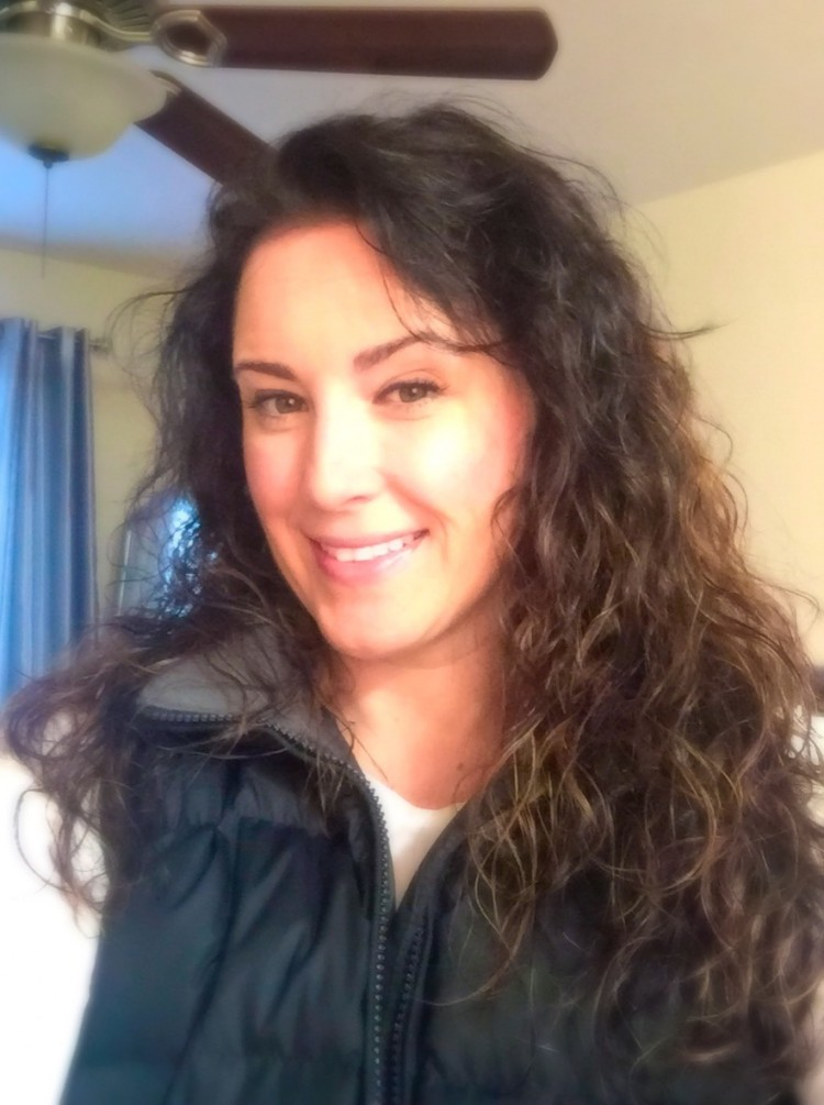 Happy and healthy, Jancy looks for ways to help others that struggle with memories of abuse.