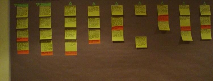 The beginning of Jancy's timeline.