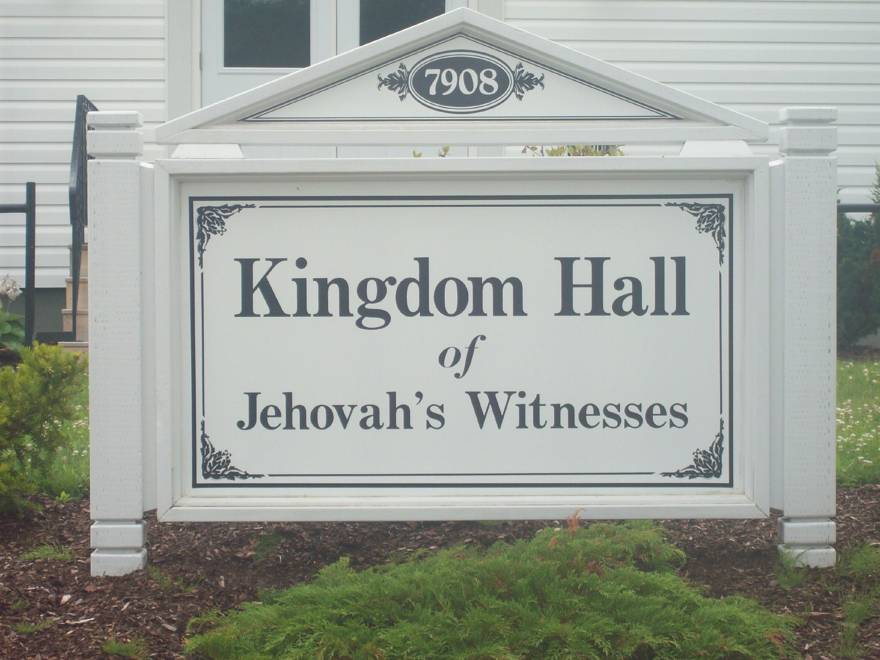 Jehovah witness cover up