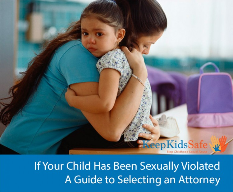 Guide to Selecting a Child Molestation Attorney